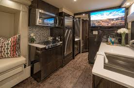 Caravan Interiors This Million Dollar Carbon Fiber Trailer Is A Rolling Mansion Wired