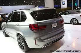 2015 bmw x5 m u0026 x6 m first impressions from the la auto show