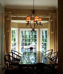 dining room bay window treatments 1000 images about bow windows on