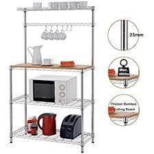 Bakers Rack With Doors Amazon Com Southern Enterprises Dome Bakers Rack With 5 Wine