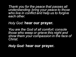 May The God Of All Comfort Sunday Evening We Come To God In Prayer I Call To You Lord Come