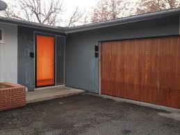 robin hood u0027s hideaway reveal of garage door and front door