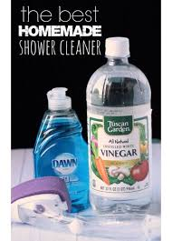 Cleaning A Bathtub With Vinegar Tub Cleaner Vinegar And Dish Soap No Scrubbing Cleaning