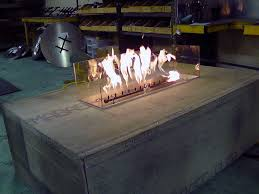 Glass Fire Pits by Gas Fire Pit Glass Rocks The Warming Beauty Of Fire Pit Glass