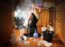 clean the house ladies if you re upset that your partner doesn t help you around