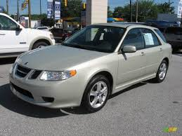 saab 9 2x 2006 satin gray metallic saab 9 2x 2 5i sport wagon 12439207