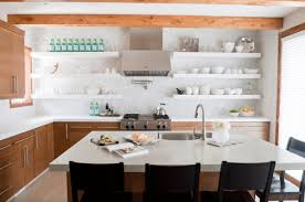 open kitchen cabinet design open kitchen shelving 40 exles that show how the