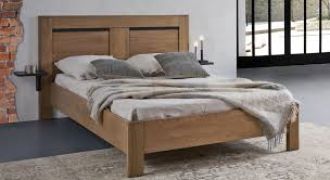 chambre a coucher chene massif moderne chambre à coucher