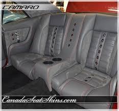 chevrolet camaro back seat 1967 camaro sport xr seat conversion