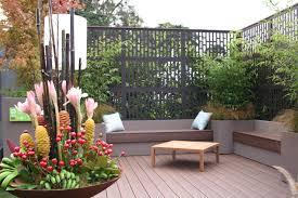decorative outdoor screens chippy s outdoor steel screen corten