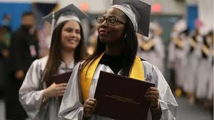 Madeline Leidy Union County College Holds Graduation