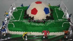 soccer cake ideas coolest soccer cake ideas to make awesome soccer cakes