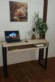 bureau bois recyclé bureau en bois recyclé annonce meubles et décoration la réunion