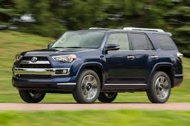 toyota 4runner model years 2015 toyota 4runner reviews and rating motor trend