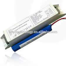 emergency lighting battery life expectancy 18650 small size battery pack install in the led tube inside