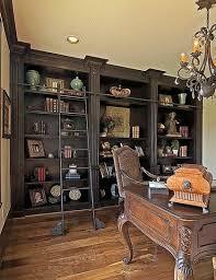 Built In Bookshelves With Desk by Top 25 Best Built In Bookcase Ideas On Pinterest Custom