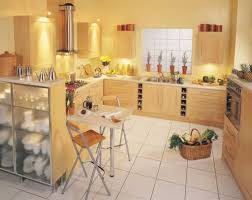 yellow kitchen theme ideas kitchen futuristic kitchen decorating ideas with blue glass accent