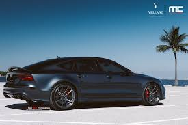 audi germany headquarters check out this stunning audi rs7 on vellano vm17 21