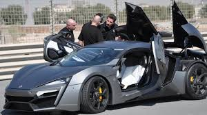 lykan hypersport price lykan hypersport listed for sale in dubai for whopping 3 4m usd