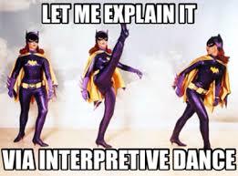 Batgirl Meme - what ever happened to academic batgirl dr academic batgirl