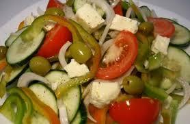 recette de cuisine alg駻ienne facile salade algérienne recette économique recette les salades économiques
