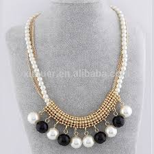 handmade necklace design images Handmade pearl jewelry pearl chain necklace designs bridal buy jpg