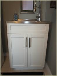 Two Colour Kitchen Cabinets Kitchen Laundry Room Sinks Cabinet Double Kitchen Sink Plumbing