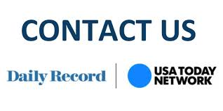 contact us daily record how to contact us