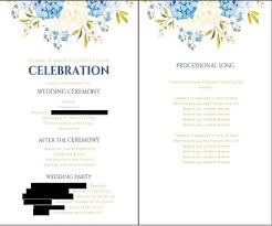 wedding programs vistaprint company sent hateful flyers instead of wedding