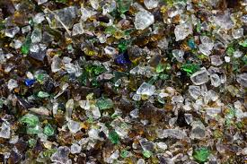 tumbled glass mulch u2013 how to use recycled glass in gardens