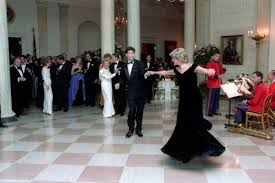House 1985 by 1985 Princess Diana And John Travolta On The Dance Floor