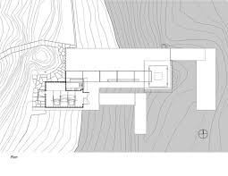 gallery of a modern boathouse in a canadian landscape weiss