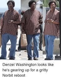 Norbit Memes - denzel washington and denzel washington meme on me me