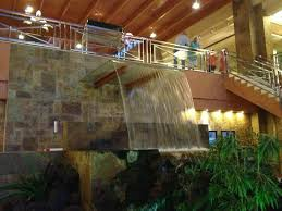 Interior Waterfall Indoor Waterfall Picture Of Hotel Elba Sara Caleta De Fuste