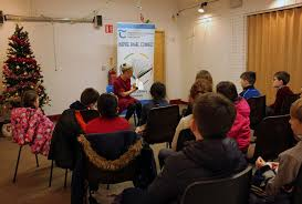 carey ann lordan comes to clonmel library u2013 tipperary library service