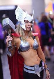 Thor Halloween Costumes 25 Sluttiest Halloween Costumes Save Boredom