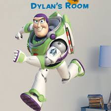 buzz lightyear bedroom toy story bedroom decor buzz lightyear giant wall decal with