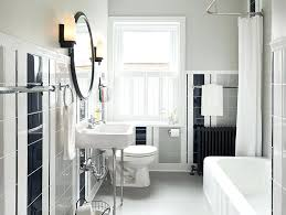 white and black bathroom ideas grey and white bathroom ideas view in gallery a hint of retro