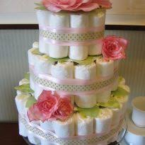 Homemade Table Centerpieces by Homemade Baby Shower Table Decoration Ideas Baby Baby Shower Cake