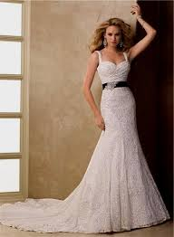 sweetheart wedding dress with straps naf dresses