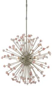 Chandelier Single Design Snazzy Awesome Single Pendant Coral Chandelier For