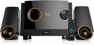 intex 5 1 home theater speaker system buy intex it 212 sufb bluetooth home audio speaker online from