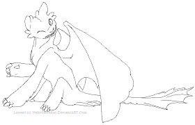 night fury coloring pages image mag
