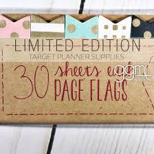 target dollar spot u2013 dotted u0026 striped page flags