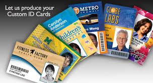 custom id cards idcards id card printers id badge