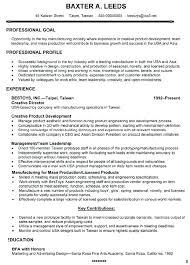 curriculum vitae marketing assistant eliolera com