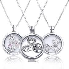 floating pendant necklace images 2016 europe popular jewelry love petite memories locket pendant jpg