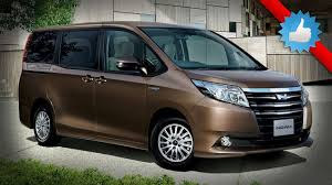 toyota japan 2015 toyota noah hybrid in japan youtube