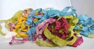 dyed ribbon it s raining jellybeans faux dyed ribbon a tutorial