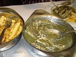 cuisiner l anguille anguille au vert wikipédia